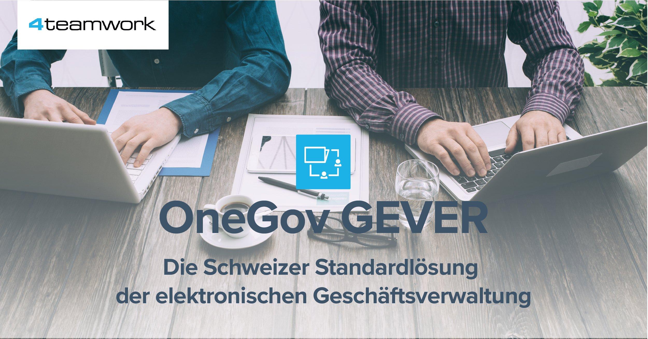 4teamwork_OneGovGEVER